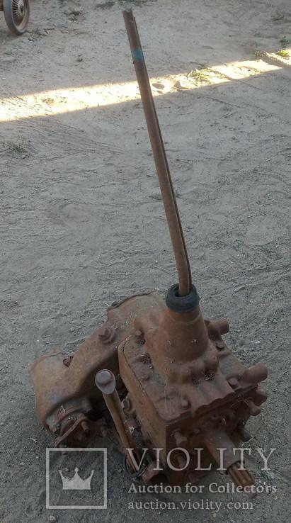 Коробка передач ГАЗ-67б, фото №4