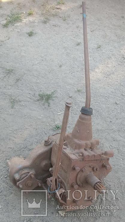 Коробка передач ГАЗ-67б, фото №5