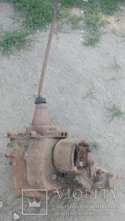 Коробка передач ГАЗ-67б, фото №8