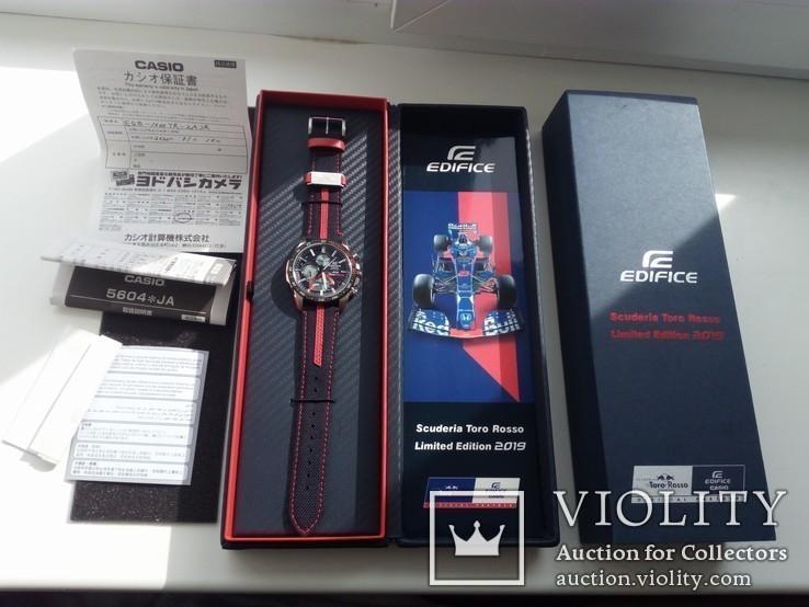 Часы Casio Edifice EQB-1000TR-2A. LIMITED EDITION, фото №3