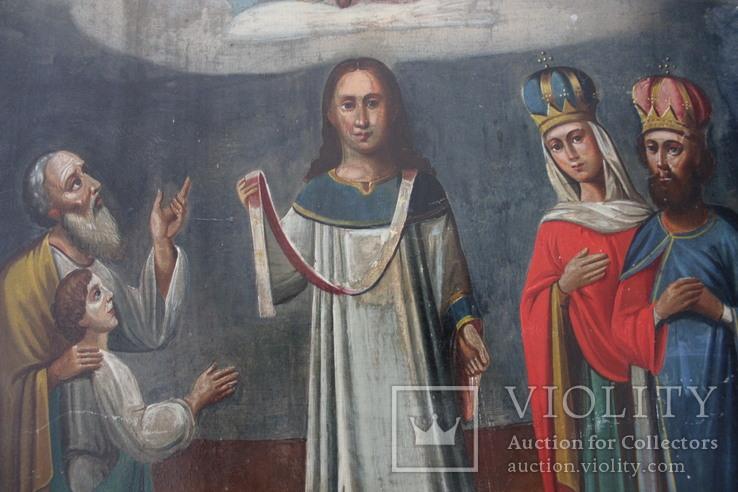 Икона Покрова Пресвятой Богородицы, фото №4