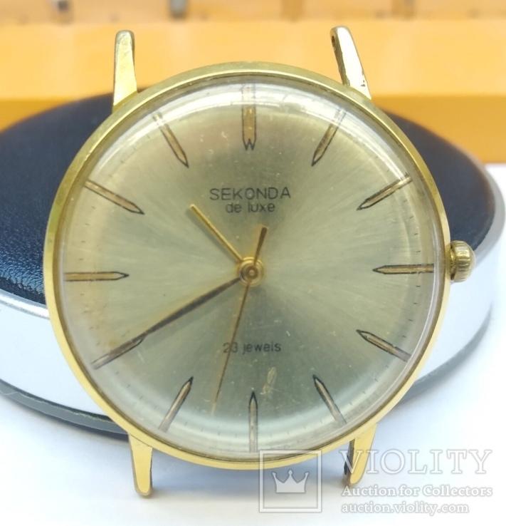 Часы (sekunda-de Luks) au-20