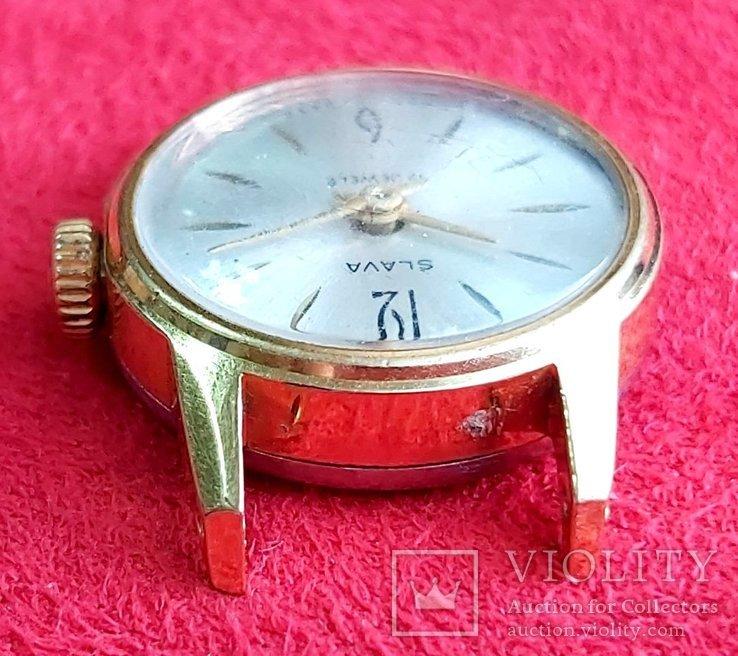 Часы Слава АУ (100). Рабочие., фото №6