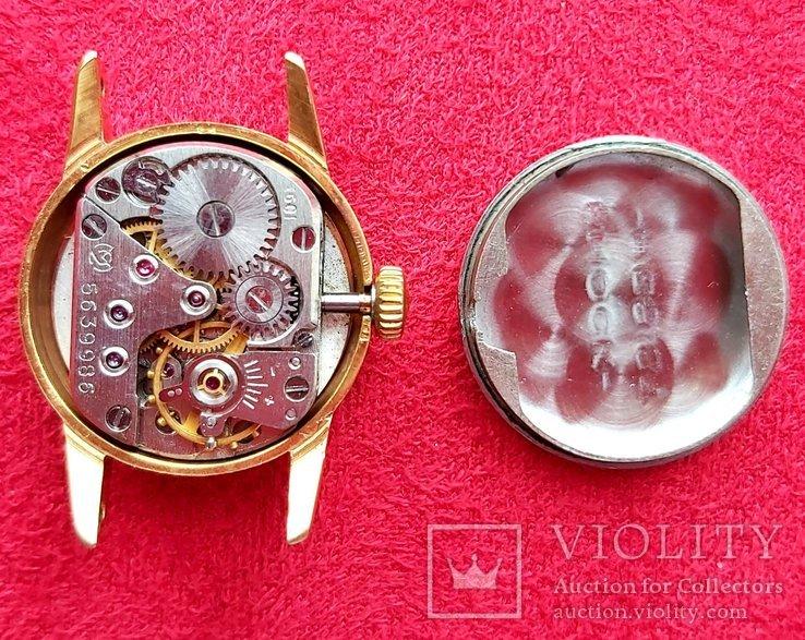 Часы Слава АУ (100). Рабочие., фото №10