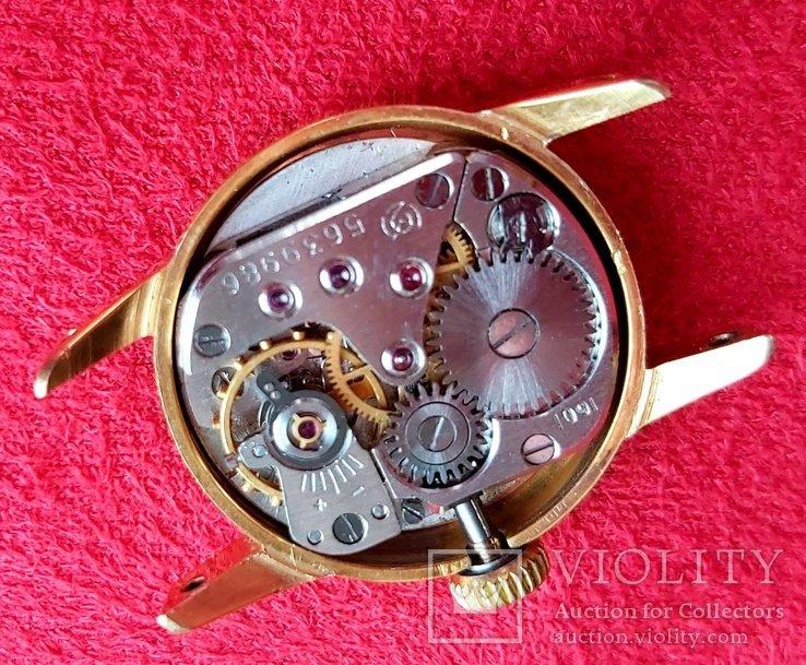 Часы Слава АУ (100). Рабочие., фото №11