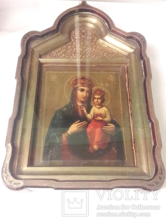Икона Божией Матери, фото №4