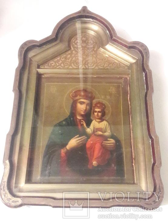Икона Божией Матери, фото №11