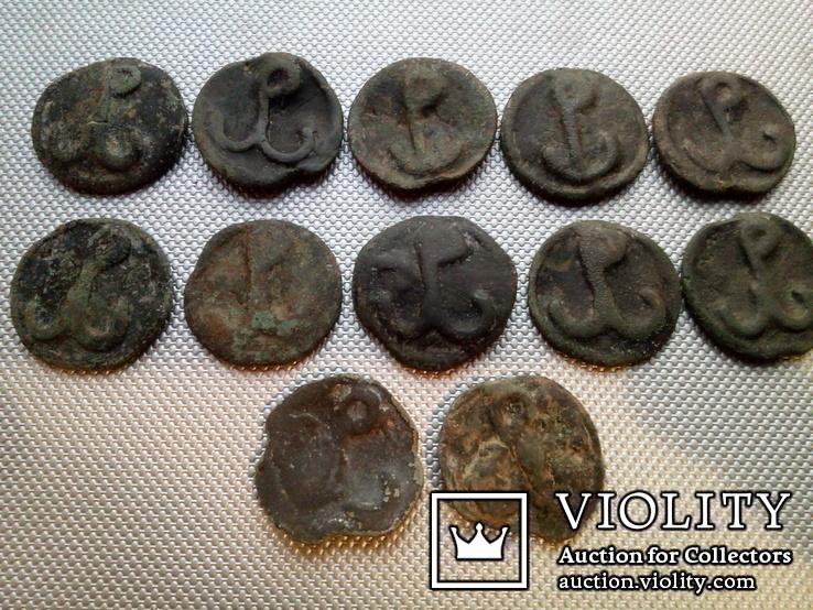 Монеты Херсонеса  Василия -Романа
