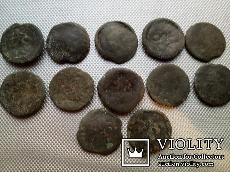 Монеты Херсонеса  Василия -Романа, фото №3