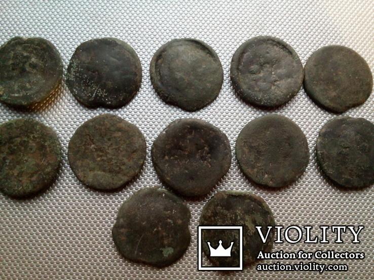 Монеты Херсонеса  Василия -Романа, фото №4