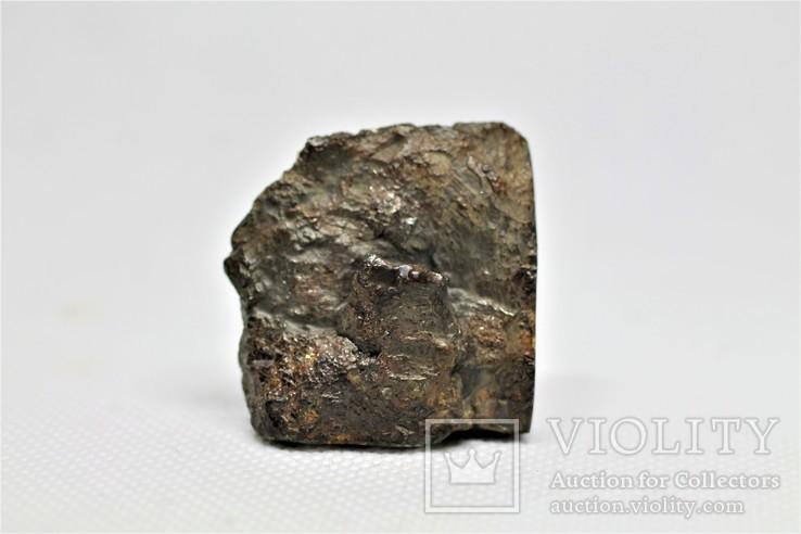 Залізо-кам'яний метеорит Брагін Brahin, 21,7 грам, із сертифікатом автентичності, фото №6