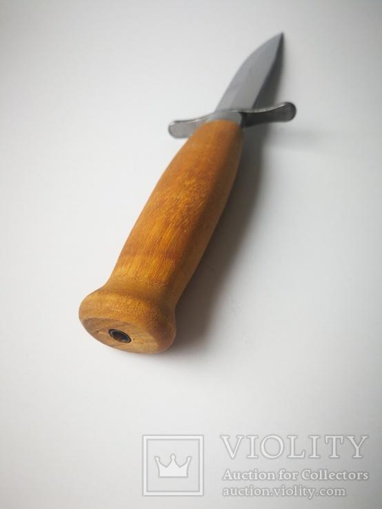 Скаутский нож Mora Швеция. N22., фото №4