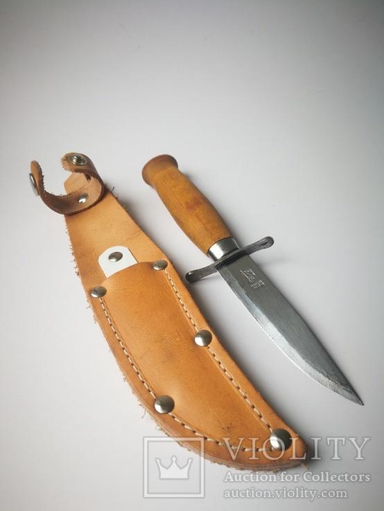 Нож скаута Frost Mora Sweden. N24., фото №5