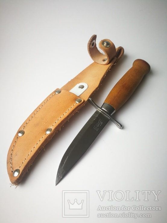 Нож скаута Frost Mora Sweden. N24., фото №9