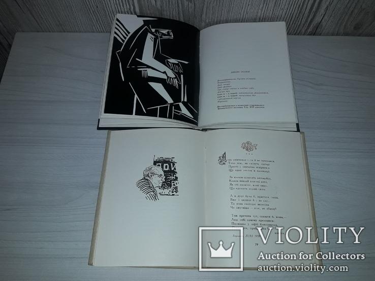 Українська поезія 1940-1980 р.р. 9 збірок українських поетів, фото №8