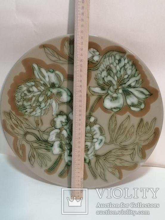 Настенная тарелка ЛКСФ, фото №5
