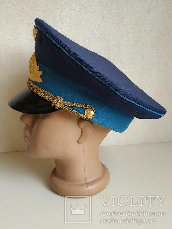 Фуражка офицера ВВС. СССР, фото №4