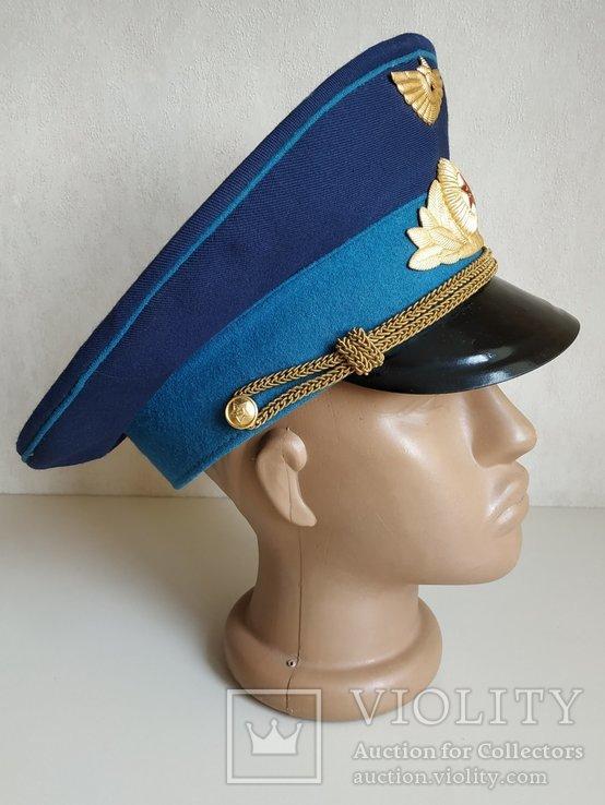 Фуражка офицера ВВС. СССР, фото №6