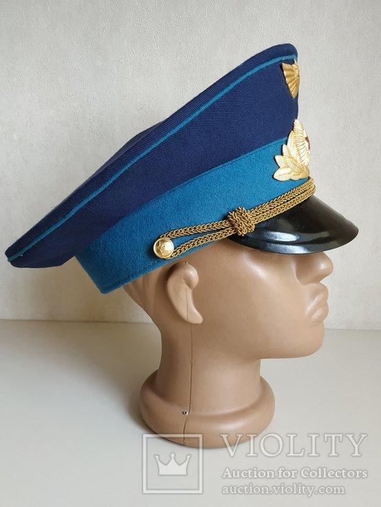 Фуражка офицера ВВС. СССР, фото №7
