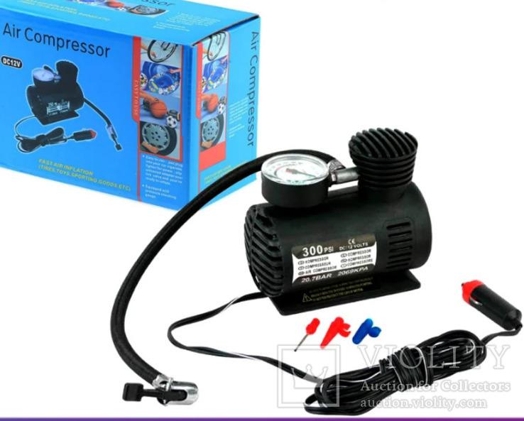 Автомобильный насос (компрессор), фото №2