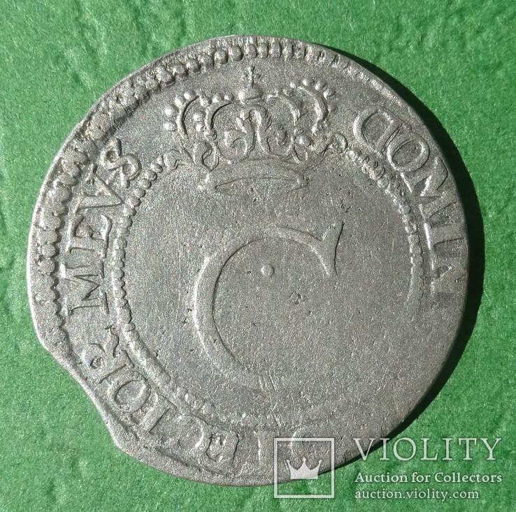 4 оре, 1670 год, Вольный город Нарва,, фото №3