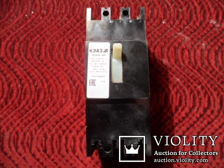 Автоматический выключатель АЕ2046, фото №2