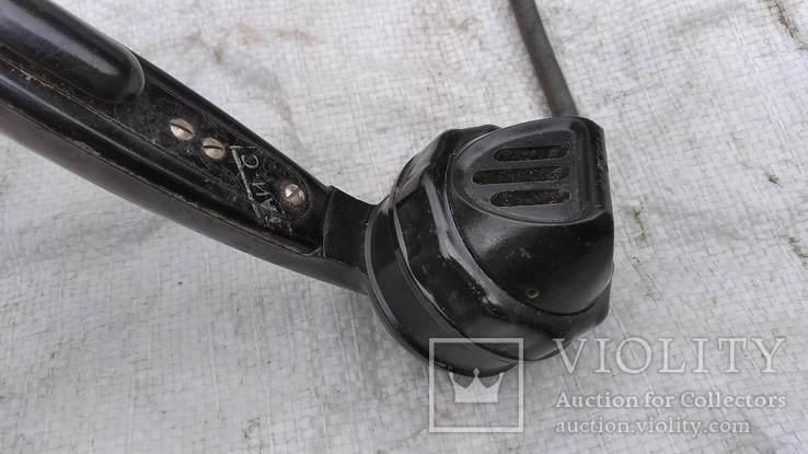 Старая телефонная трубка, фото №3