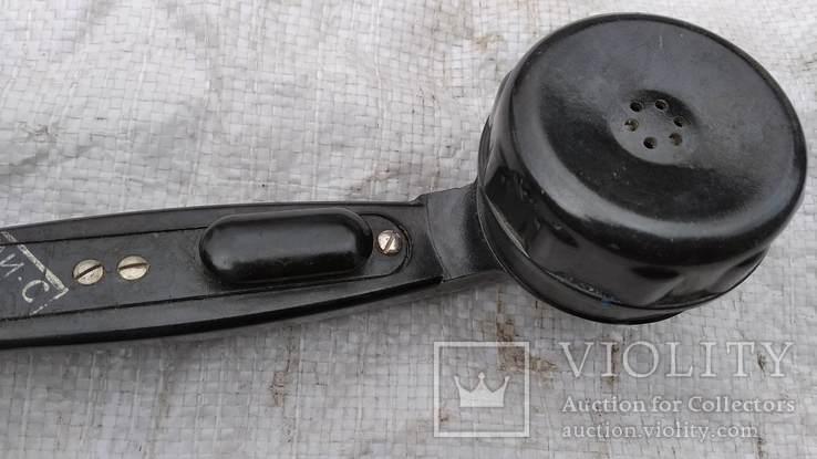 Старая телефонная трубка, фото №8
