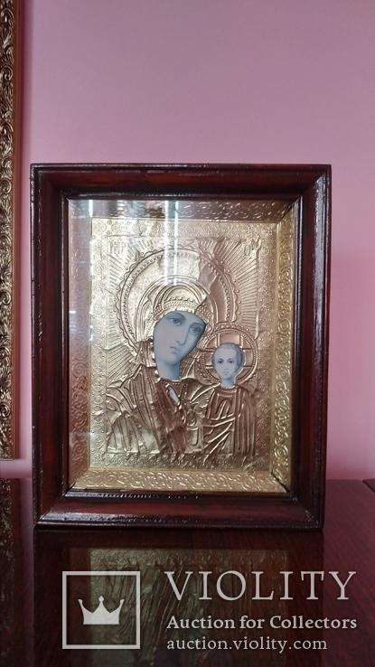 Икона Божьей Матери., фото №8