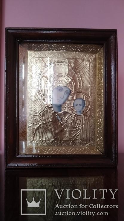 Икона Божьей Матери., фото №9