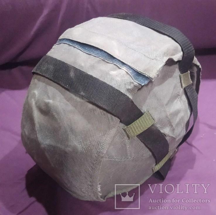 Шлем сфера стальная