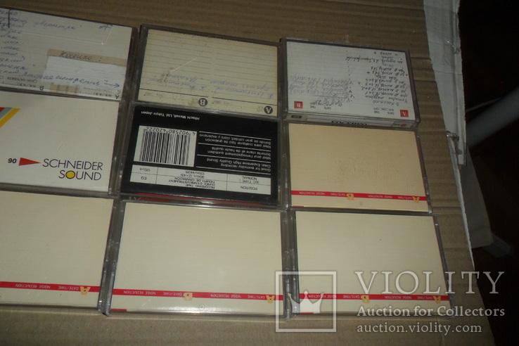 Аудиокассета кассета Samsung Skc Ecp Fuji Maxell Basf - 12 шт в лоте, фото №6
