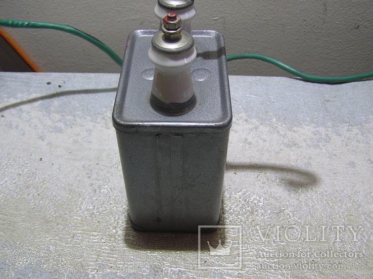 Высоковольтный конденсатор., фото №5