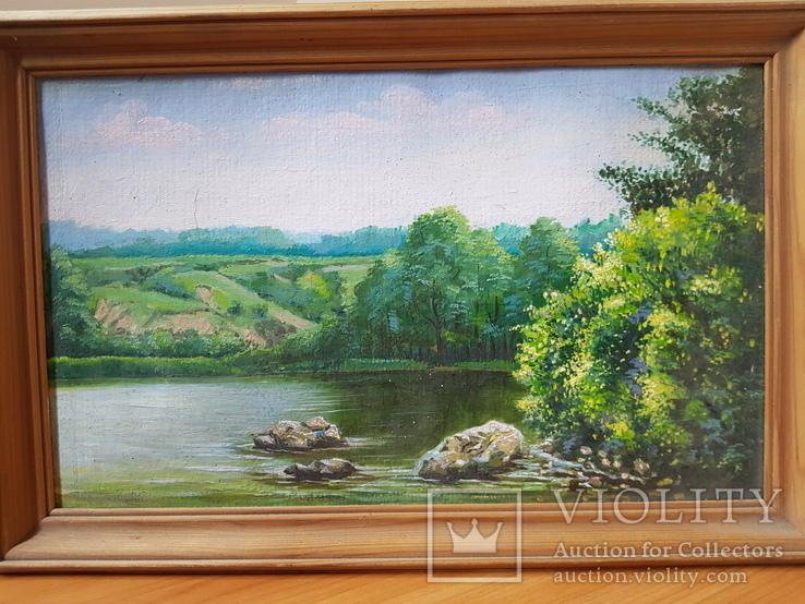Картина пейзаж, фото №3