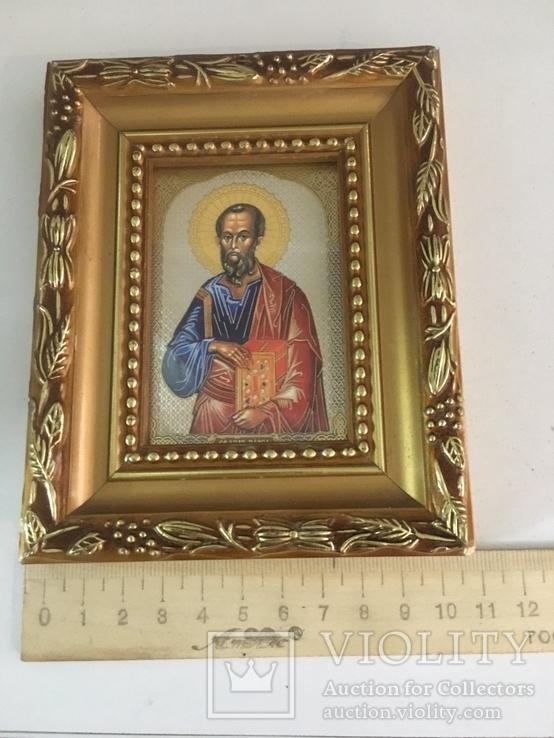 """Икона """"Святой апостол Павел"""", фото №3"""