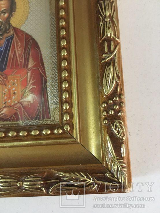 """Икона """"Святой апостол Павел"""", фото №7"""