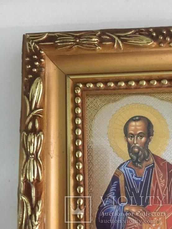 """Икона """"Святой апостол Павел"""", фото №8"""