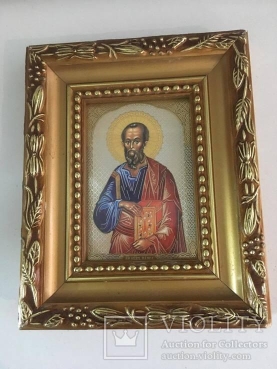 """Икона """"Святой апостол Павел"""", фото №2"""