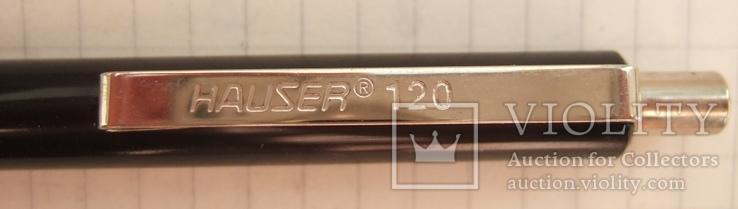 """Шариковая авторучка """"Hauser-120"""", Germany с родным стержнем., фото №6"""