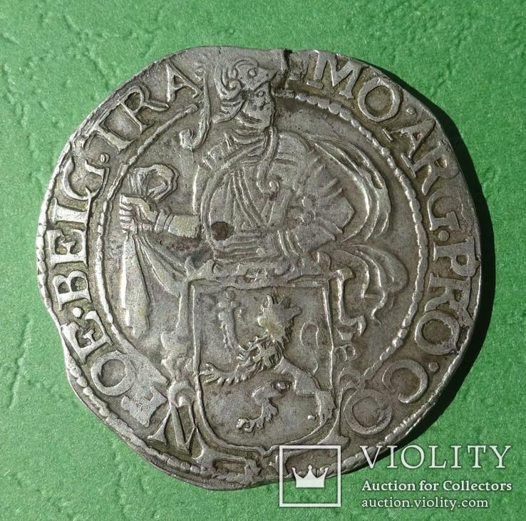 1643 год, Талер, Левковый., фото №2