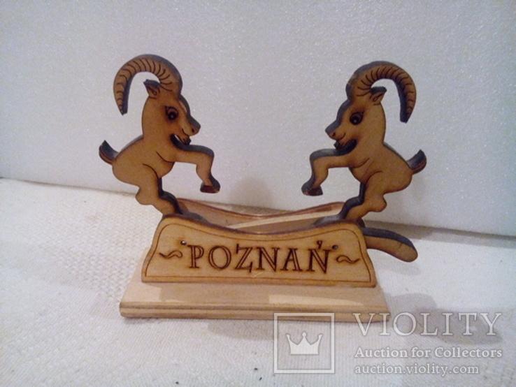 Сувенир Познань, фото №3