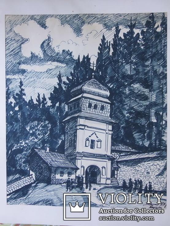 Манава.Кецало.65-55см., фото №2