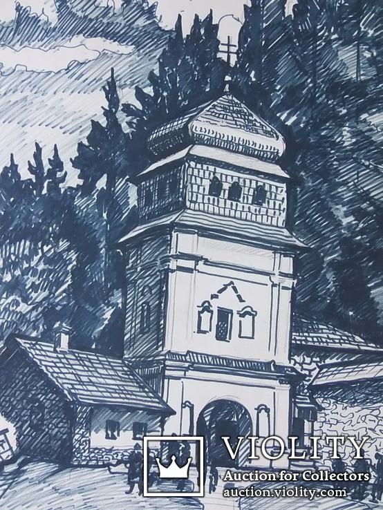 Манава.Кецало.65-55см., фото №4