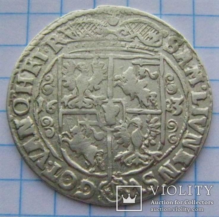 Орт Сигизмунд III 1623, фото №3