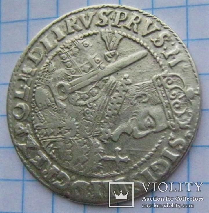 Орт Сигизмунд III 1623, фото №4