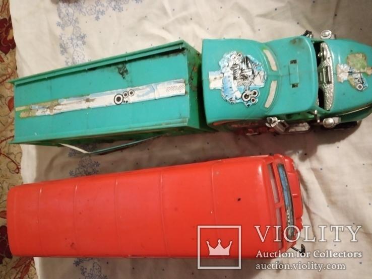 Верх машинок ( на реставрацию )  2шт, фото №2