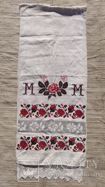 Рушник полотняный м.м. м.м., фото №3