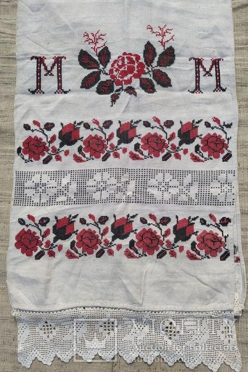 Рушник полотняный м.м. м.м., фото №4