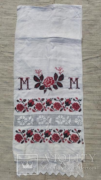Рушник полотняный м.м. м.м., фото №2