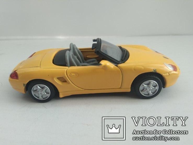 Porsche boxster, фото №3